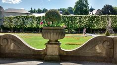 """See 1537 photos and 92 tips from 8546 visitors to Mirabellgarten. """"Amazing Garden Wow Wow 😍😍 I like it I love all the small details inside it. Salzburg, Amazing Gardens, Four Square, Fountain, Outdoor Decor, Water Games, Artworks, Lawn And Garden, Water Fountains"""