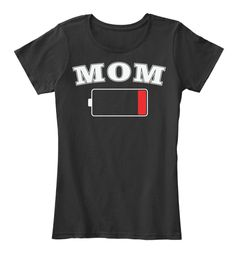 Tired Mom   Down Mother Shirts mothers day presents, birthday gifts for mom, mother and daughter gifts, gifts for mum, birthday presents for mom, #MOM #MUM #MOTHER