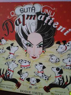 101 dalmațieni-adaptare ilustrată după Dodie Smith-recenzie