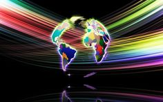 backgrounds digital art earth wallpaper