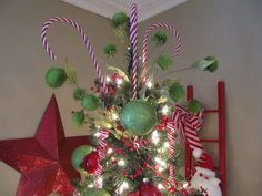 Sew Many Ways...: Christmas Home Tour 2010...