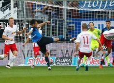 1.Sptg: Hoffenheim - RB Leipzig 2:2 - Hoffenheim gelang der perfekte Start in den zweiten Durchgang. Nach einem...