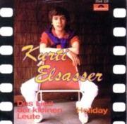 Single Schallplatte von Kurti Elsasser aus dem Jahr 1984