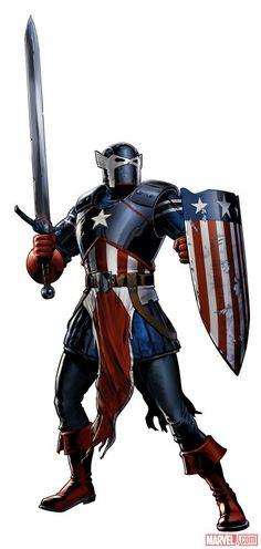 Knight America #Marvel: Avengers Alliance