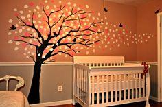My baby girl's nursery (so far) ^.^