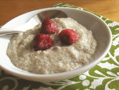 "Almost Instant Chia ""Tapioca"" Pudding"