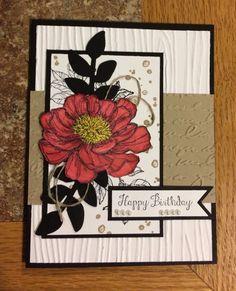 Birthday card for my mom. Blendabilitiez