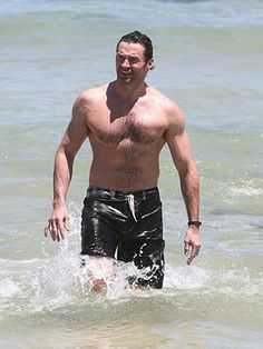 Hugh Jackman   Sometimes, the charity actually goes the other way around, with the paparazzi doing a good deed. Hugh Jackman was on the receiving end of this goodwill when a group of photogs, who had been snapping him on the beach, helped him track down his lost son. As he told an Australian news site, he was swimming with son Oscar at Bronte Beach in Sydney, when the boy went missing and Jackman went into a panic. Luckily, the paps located Oscar in a nearby tree.