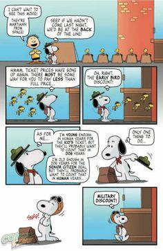 KaBOOM Peanuts Series 2, #12 - Movie Time 4