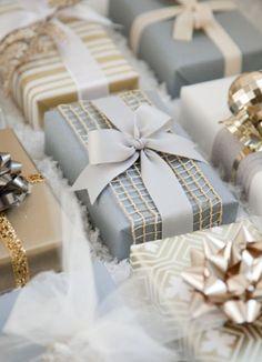 Красивые упаковки для подарков