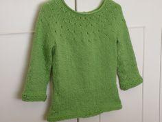 Ravelry: Simplest Sweater pattern by Juliet Romeo Juliet