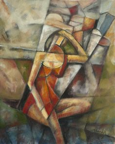 Oil on canvas photography Art Painting, Canvas Photography, Figure Painting, Painting, Female Art, Art, Cubist Paintings, Futuristic Art, Abstract