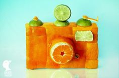 More Fruit Inspired Everyday Objects from Dan Cretu | InspireFirst