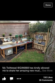 Mud Kitchen Ideas Eyfs.44 Best Eyfs Mud Kitchen Images Outdoor Play Areas School Day Care