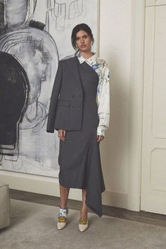 Off-White Pre-Fall 2018 Fashion Show Collection