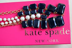 Kate Spade Necklace | Annawithlove Photography: Life in photos