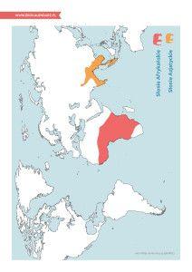 Dzień Ochrony Słoni – pakiet edukacyjny Diagram, Map, Location Map, Maps