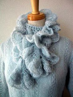 Croche e Outros Fricotes: Cachecol