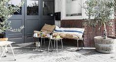 Afbeeldingsresultaat voor portrait concept store Fresco, Haarlem Netherlands, Outdoor Furniture Sets, Outdoor Decor, Modern Rustic, Interior Inspiration, Style Guides, Amsterdam, Outdoor Living
