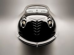 1938 Phantom Corsair - I went to see this car on display in Reno.  Very Cool!