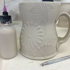 Jennifer Allen Ceramics | the process