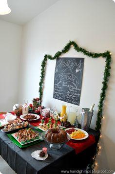 Kandi & Company: Christmas Brunch