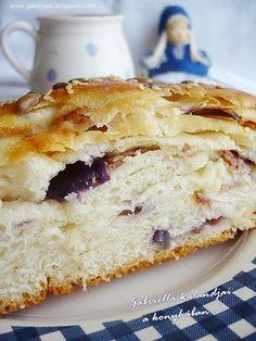 Gabriella kalandjai a konyhában :): Kombe Pancakes, Bread, Breakfast, Pastries, Food, Morning Coffee, Tarts, Eten, Bakeries
