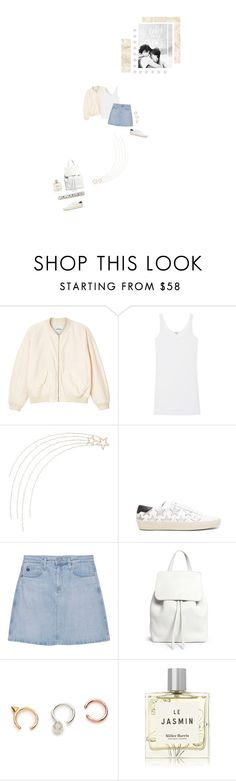 """""""The Fault in Our Stars..."""" by robotfuel ❤ liked on Polyvore featuring Monki, Splendid, Grandin Road, Yves Saint Laurent, Graham & Brown, AG Adriano Goldschmied, Mansur Gavriel, Bellagio and Miller Harris"""
