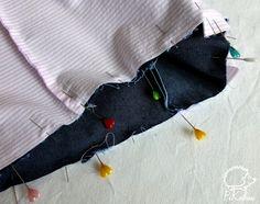 DIY - le petit sac ultra facile qui sert à tout [tuto] - Pikebou Tote Bag, Pattern, Ps, Safari, Fashion, Doll, Sacks, Patterns, Pouch