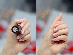 Semilac 135 Frappe - classic nude manicure