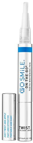 ::this is SO easy to use & portable. can't get enough. Go Smile On The Go Teeth Whitening Pen::