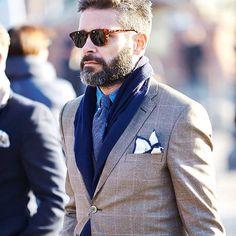 those shades // tie, blazer, pocketsquare, menswear, mens style