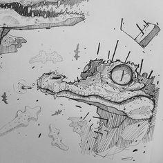 random blackbook sketches