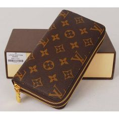 282d08d844 Presente de Grife - CARTEIRA LOUIS VUITTON ZIPPY MONOGRAM