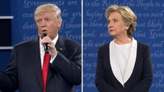 Headline: 2nd Presidential Debate: 11 Moments That Mattered  Caption: The second presidential debate between Hillary Clinton and Donald Trump came at the end of a tumultuous and unprecedented week on the campaign trail, and the battle reflected every bit of that drama. The Republican and Democratic presidential nominees faced off in the town-hall-style debate, which... URL: http://abcnews.go.com/Politics/presidential-debate-11-moments-mattered/story?id=42687340