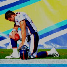 Tebow -- sometimes heroes do play sports.