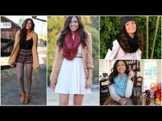 Thanksgiving outfit ideas brought to you by Bethany Mota - great channel, definitely subscribe!