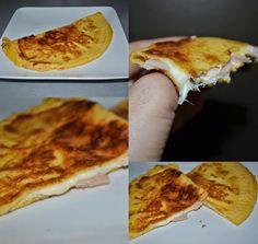 Éhezésmentes karcsúság Szafival - Paleo tortilla Paleo Tortillas, Pie, Desserts, Food, Torte, Tailgate Desserts, Cake, Deserts, Fruit Cakes
