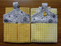 Finished Towels Close-up