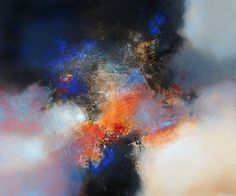 "Saatchi Art Artist Eelco Maan; Painting, ""Twilight"" #art"