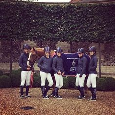 Pleased to be supporting the @charlesowenhelmets GB Pony European Team looking…