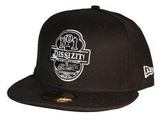 DISSIZIT x NEW ERA 「No. 1」59Fifty Fitted Baseball Cap
