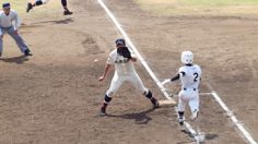 北本高校 vs 本庄東高校 (2014/4/14): アウト〜 Sports, Hs Sports, Sport