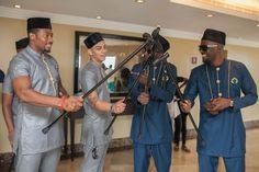 aso ebi for men | nigerian-celebrity-weddings-traditional-wedding-photos-of-lola-omotayo ...
