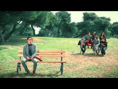 Gianluca Bezzina - Tomorrow (Malta) 2013 Eurovision Song Contest Official Video, this video is so nerdy and funny at the same  time