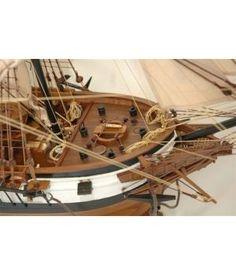 HMS Beagle Model Ship (Superior Range)