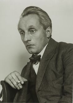 August Sander, 'Painter [Franz M. Jansen],' ca. 1924, Galerie Julian Sander