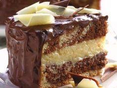 Aprenda a fazer o bolo dos sonhos, leite ninho recheado com nutella.