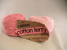Ravelry: juliew8's Caron Cotton Terry