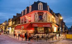 Normandy travel guide from the Telegraph